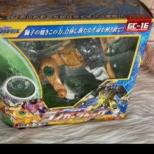 Transformers Ligerjack TakaraTomy